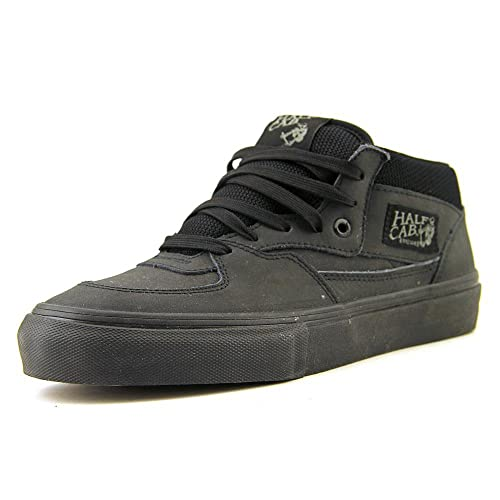fb85b8d8178929 Vans Skate Shoe Men Half Cab Pro Skate Shoes  Amazon.co.uk  Sports    Outdoors