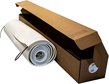RV Slide Out Awning Fabric White 3 Year Warranty Choose Size
