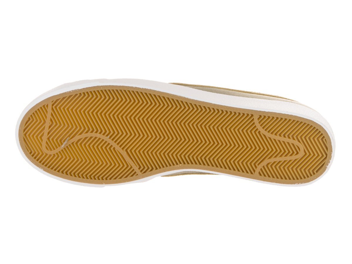 Kid's Chuck Taylor Scarpa All Star Hi Top Fashion Sneaker, Oro chiaro / Bianco / Nero, 3