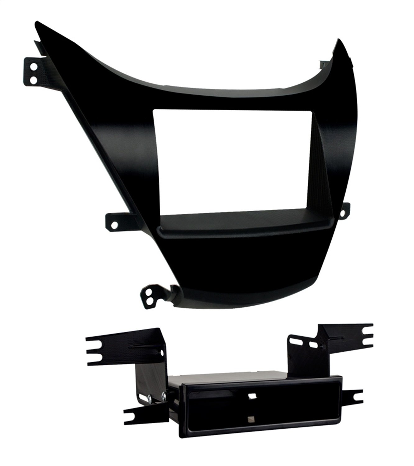 Metra 99-7346B Hyundai Elantra In-Dash Single/Double DIN Dash Install Kit