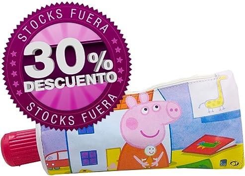 Peppa Pig Estuche Tubo Pasta Dientes: Amazon.es: Juguetes y juegos