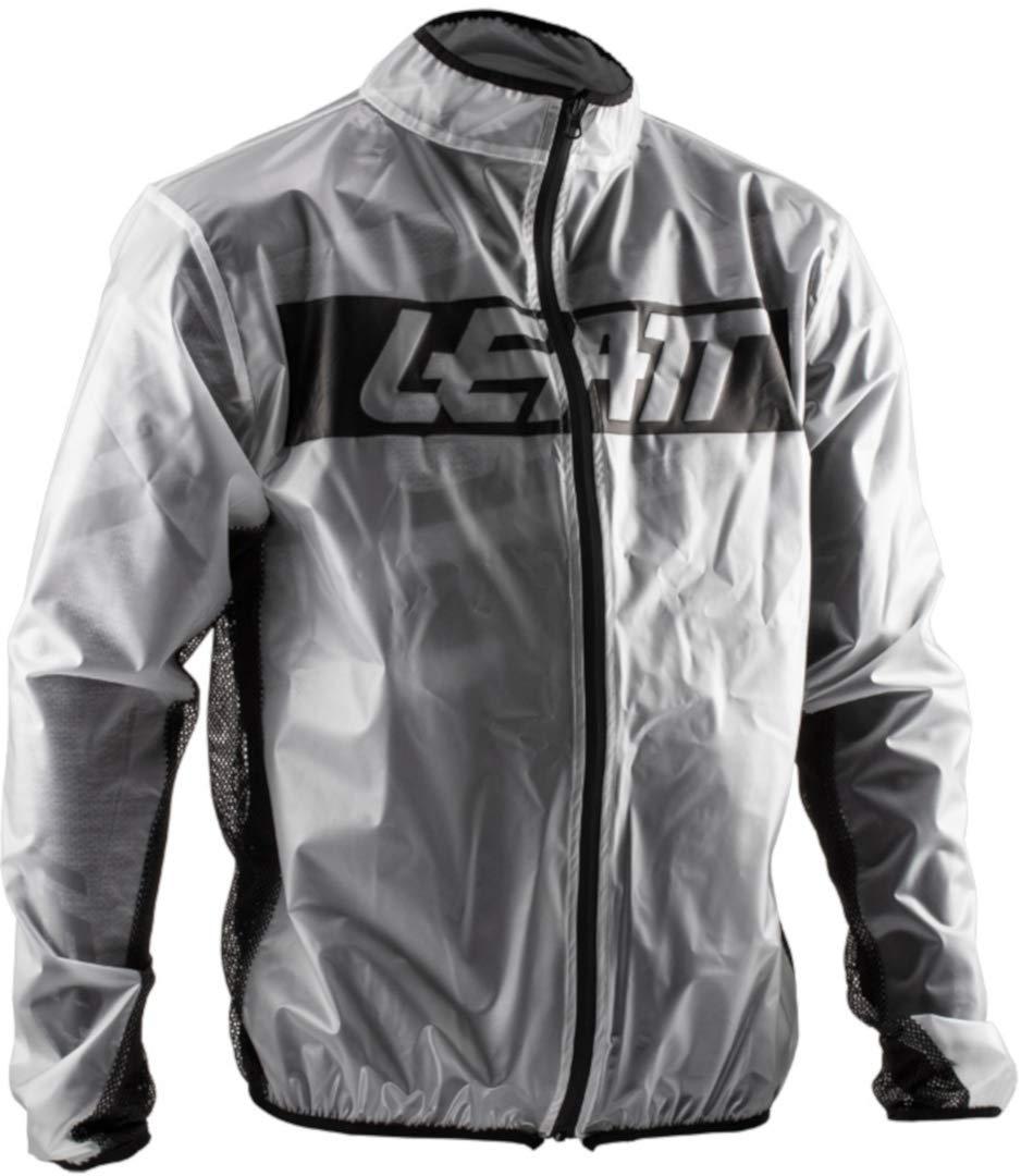 Giacca impermeabile da motocross Leatt Race Cover