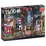 new york giants puzzle - Jumbo Times Square New York Jigsaw Puzzle (1500 Piece)