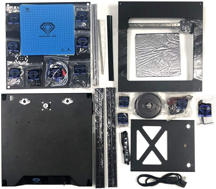 Leslaur dos árboles Sapphire Pro CoreXY impresora 3D kit DIY ...