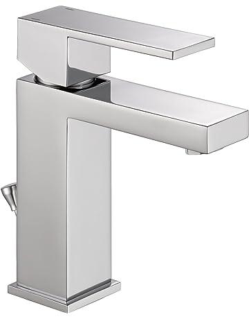 Fine Bathroom Sink Faucets Amazon Com Kitchen Bath Fixtures Interior Design Ideas Helimdqseriescom