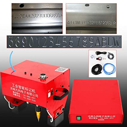 Amazon com : DY19BRIGHT Pneumatic Marking Machine for for