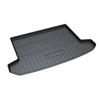 Vesul Rubber Rear Trunk Cargo Liner Tray Floor Mat Cover Compatible with Hyundai Tucson 2016 2020 2020 2020 2020: Automotive