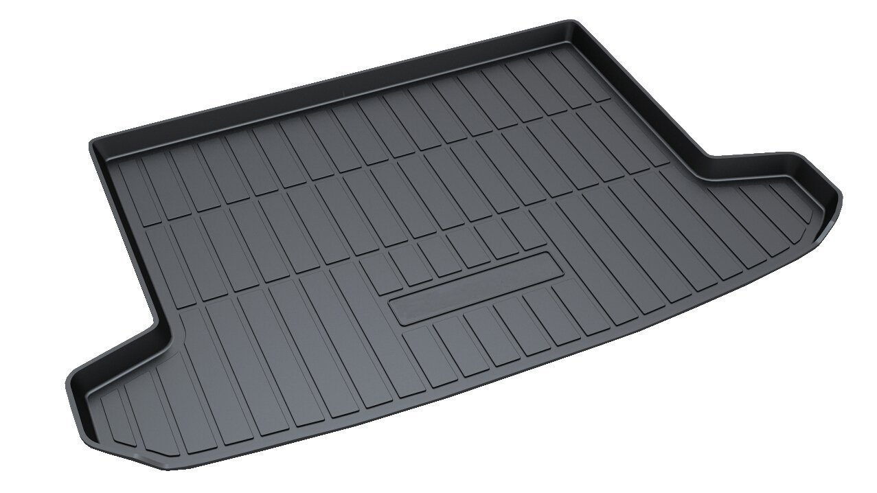 Vesul Rubber Rear Trunk Cargo Liner Tray Floor Mat Cover Compatible with Hyundai Tucson 2016 2017 2018 2019