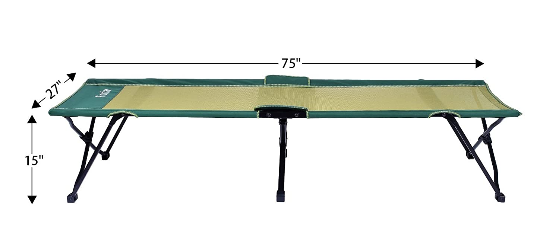 Forfar Camping Bed Portable