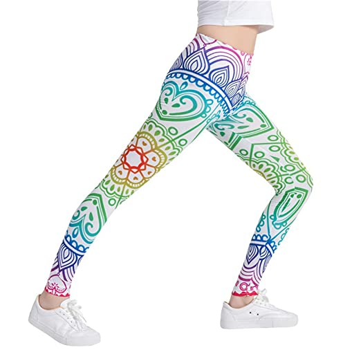 Pantalones de yoga de las mujeres Pantalones deportivos de ...