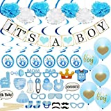 Baby Shower Decorations for Boy -...