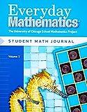 Everyday Mathematics, Grade 2: The University of Chicago School Mathematics Project: Student Math Journal, Volume 1 (EM Staff Development)