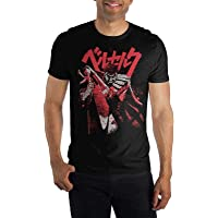 Bioworld Berserk Bloody Guts Anime T-Shirt