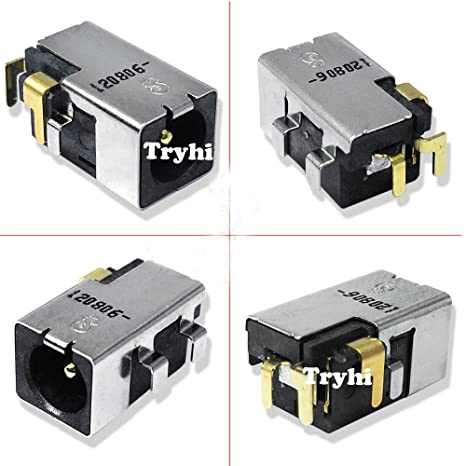 Amazon com: New Laptop AC DC Power Jack Socket Connector for
