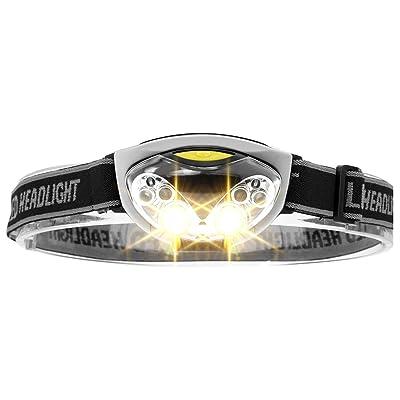 Lampe Batterie HeadlightAlimenté Frontale À LedLed Par Pk8n0wOXNZ