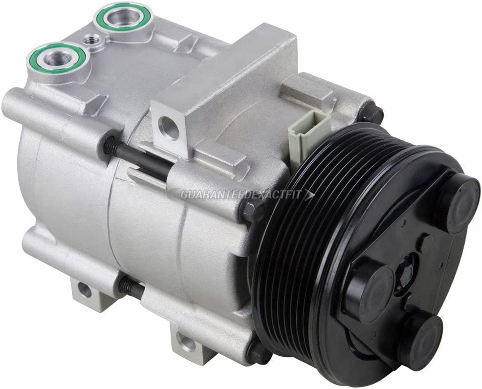2003-2005 Ford Excursion New AC A//C Compressor With Clutch Fits