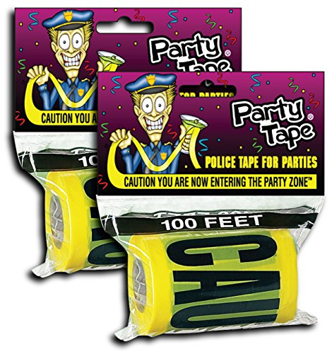 police tape streamer - 8