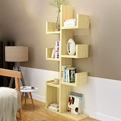 Libreria Angolare Moderna.Xiaolin Scaffale Libreria Semplice Soggiorno Moderno E