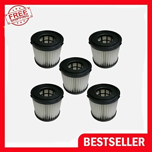 3-Pack-Ryobi Vacuum Replacement Filters A32VC03