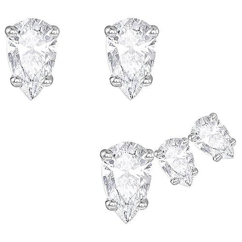 f9081d837a90 Pendientes Swarovski Attract Pear 5274076 Mujer Cristal  Amazon.es  Joyería