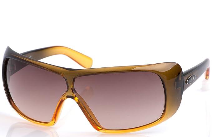 FUNK - Gafas de sol - para hombre Marrón Rahmen: Caramel ...