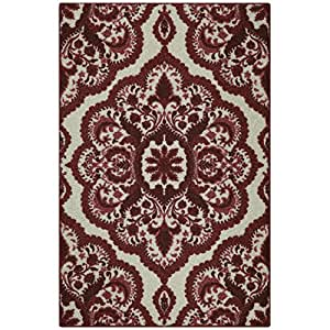 Amazon Com Maples Rugs Kitchen Rug Vivian 2 5 X 4 Non