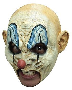 Horror-Shop Máscara del payaso gruñón