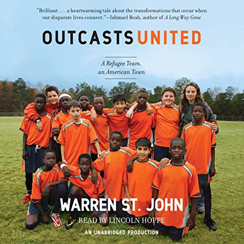 Outcasts United by Random House Audio