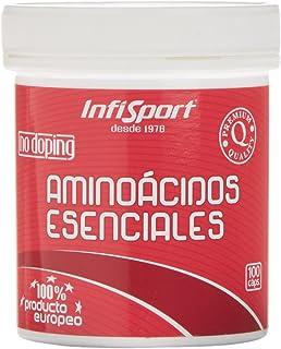Infisport Aminoácidos Esenciales - 100 Cápsulas