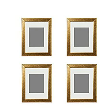 Amazoncom Ikea Virserum Gold Photo Frame 12 X 16 Inch Pack Of 4
