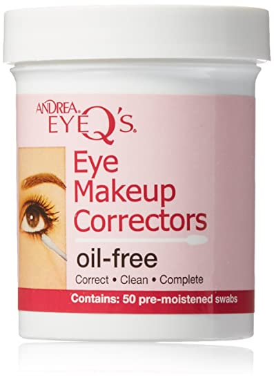 Eye Qs Moisturizing Eye Makeup Remover Pads, 65 Count (Pack of 6) By Andrea 2 Pack - OKeeffes Lip Repair Cooling Relief Lip Balm 0.25 oz