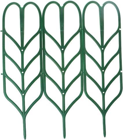 ruiruiNIE 3Pcs Soporte para Plantas DIY Artificial Mini ...