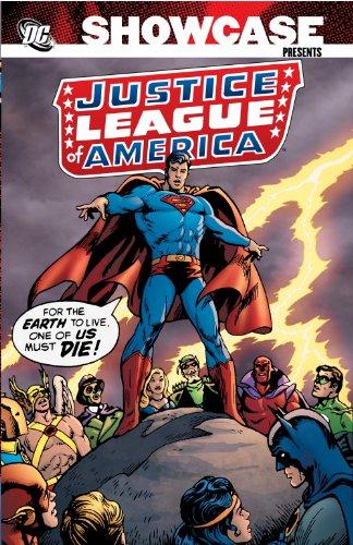 Presents Jla (Showcase Presents: Justice League of America, Vol. 5)