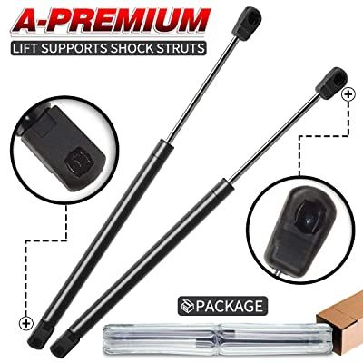 A-Premium Hood Lift Supports Shock Struts for Ford Expedition 1997-2006 F-150 F-250 (Not for Super Duty) 1995-2003 4478 2-PC Set: Automotive