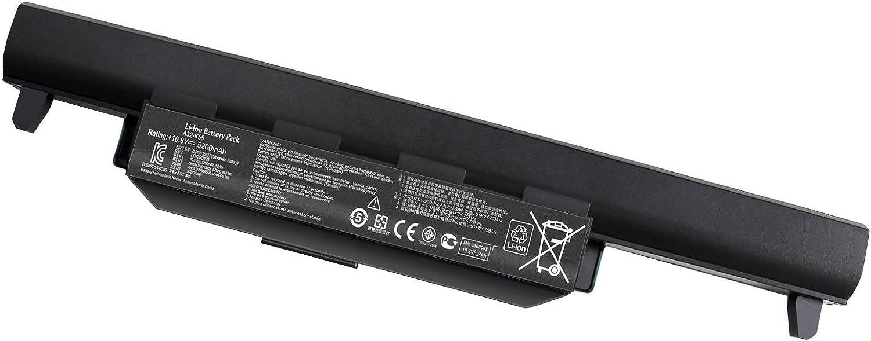 A32-K55 P53E P43E Laptop Battery for Asus K55 K55A R500V R503C X55C U57 U57A K75 K45 A75 A75V X45 X55 X75 R400 R500 R700 Series A33-K55 A41-K55 A42-K55