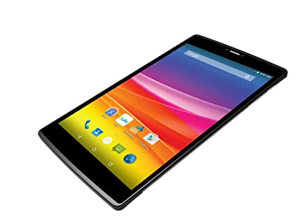 Micromax Canvas Tab P680 Tablet (8 inch, 16GB, Wi-Fi+3G+Voice Calling), Grey