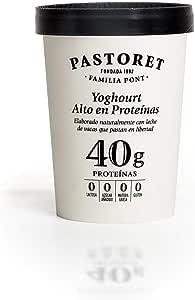 Pastoret Yogur Alto en Proteínas, 500g (Refrigerado): Amazon ...