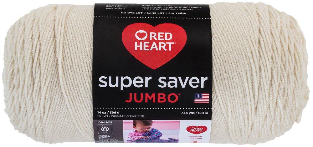 Paddy Green RED HEART Super Saver Jumbo Yarn