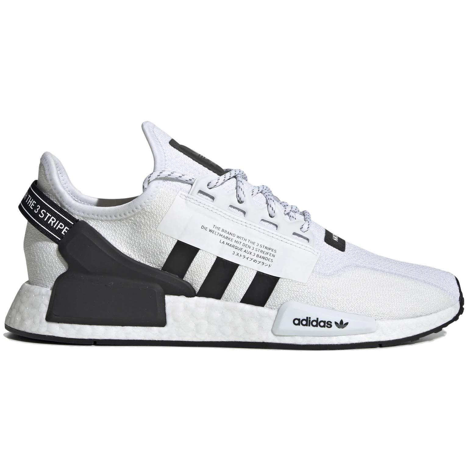 adidas men's nmd r1 black