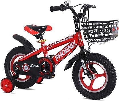 Ppy778 Bicicletas para niños 2-4-6-8 años Bicicletas para niños ...