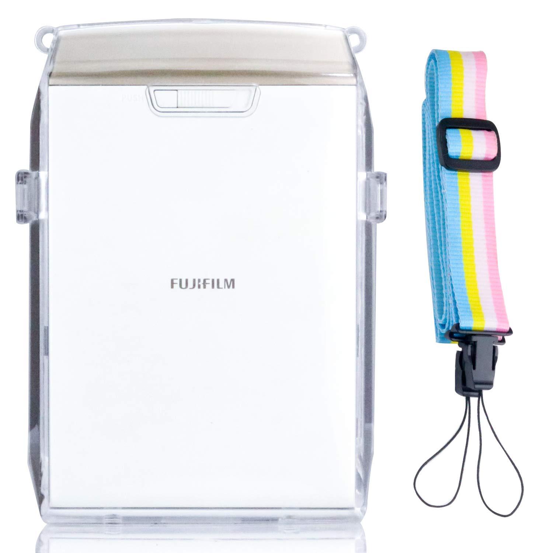 Brappo Funda de PVC Transparente de para la Impresora Fujifilm ...