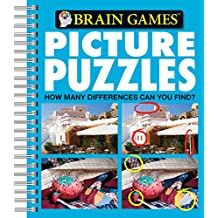 Brain Games Picture Puzzles #4: How Many Differences Can You Find?