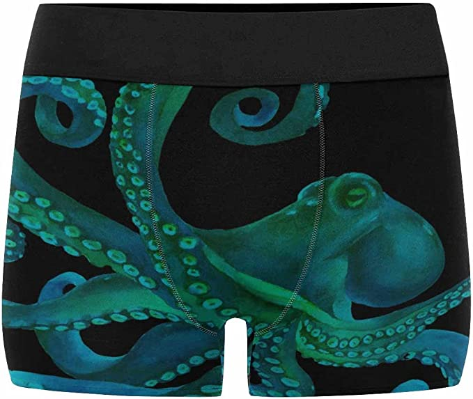 XS-3XL Abstracts Design INTERESTPRINT Mens Boxer Briefs Underwear On The Ocean