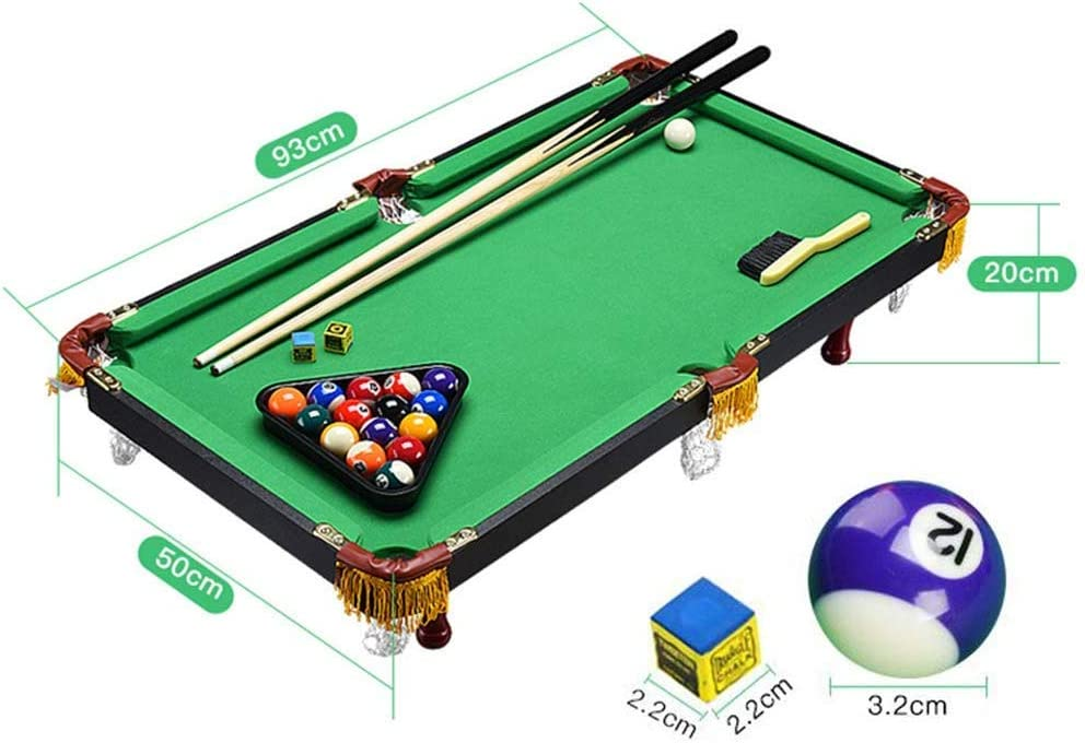 Mini Tabletop Ball Billiard Home Juegos De Billar Juegos Mesa De ...