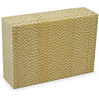 Evaporative Cooler Pad, 46-3/8H x 48W x 8D, Residential/Commercial/Industrial