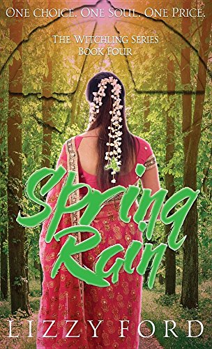 book cover of Spring Rain