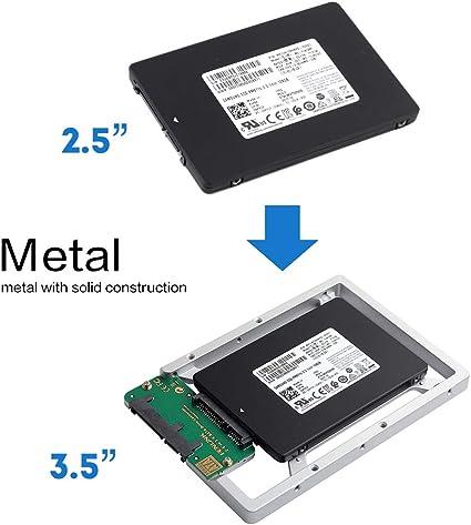 Soporte para Disco Duro SATA o SSD de 2,5