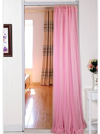 Tür Vorhang/stoffe,spitze Vorhang/schlafzimmer,gardinen/double Layer,anti
