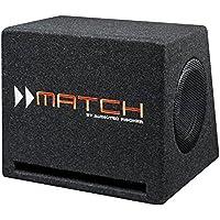 """MATCH Bassreflexbox PP 7E-D 16 5 cm/6 5"""" 200 Watt RMS"""