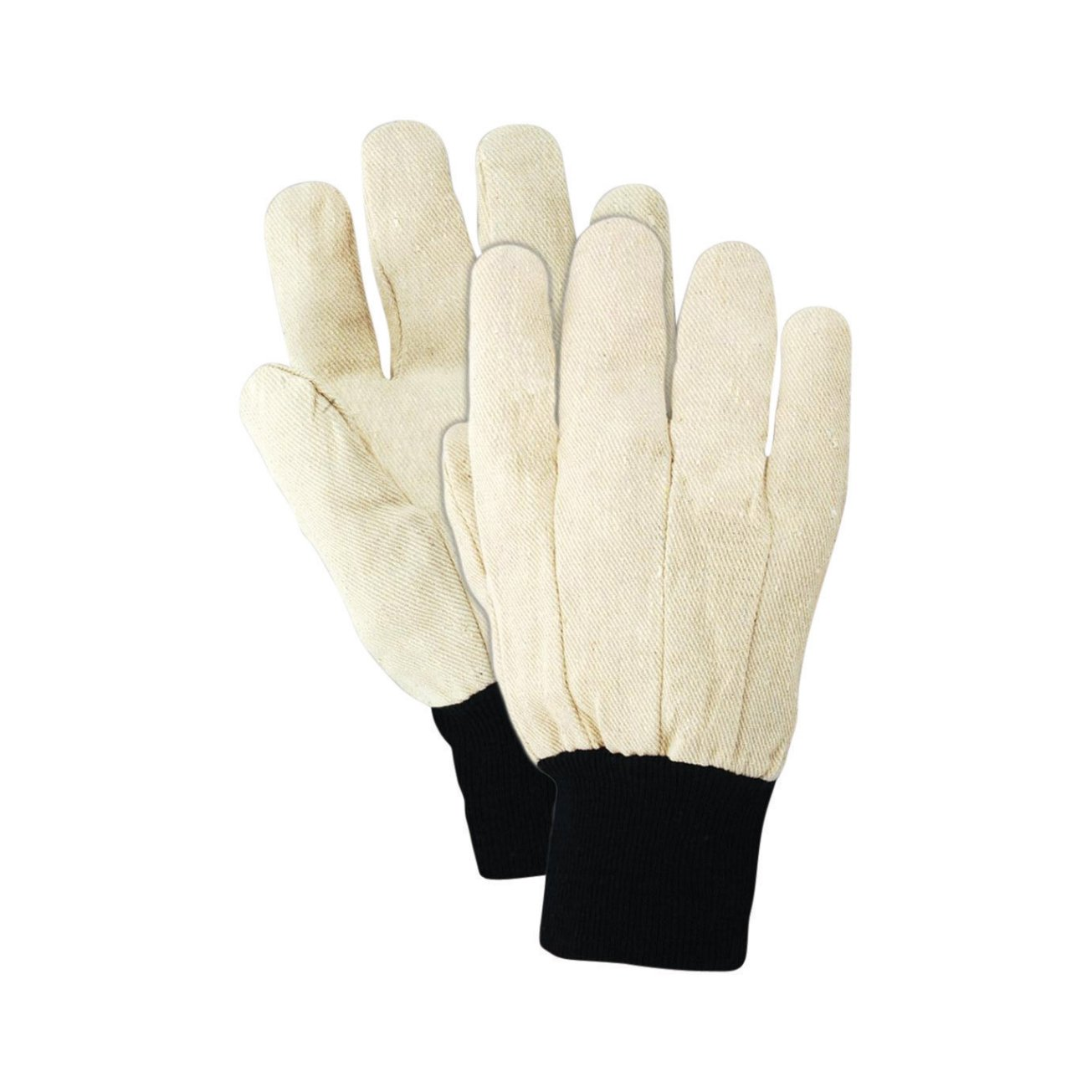 Magid Glove & Safety Mfg Co Ll Glove Canvas Wht Sm Case Of 12, Magid Glove & Safety Mfg Co Ll